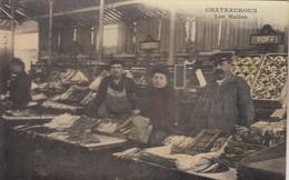 CHATEAUROUX  Les Halles Carte Photo - Chateauroux