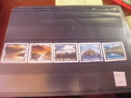 NOUVELLE ZELANDE YVERT N°1461--1466 - Nouvelle-Zélande