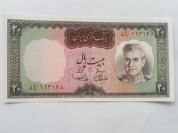 IRAN 20 RIALS 1969 - Iran