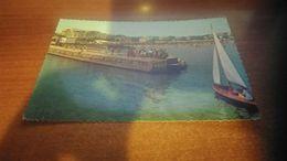 Cartolina:Riccione Rientro Al Porto Viaggiata (a31) - Non Classificati