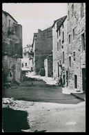 CORSE DU SUD - PORTO-VECCHIO - La Rue De La Cidadelle. ( Ed. La Cogogne Nº 20.247.11) Carte Postale - Frankrijk