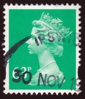 GREAT BRITAIN GB MACHIN 2002 63p Sc#MH275 USED @Q310 - 1952-.... (Elizabeth II)