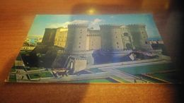 Cartolina:Napoli Maschio Angioino Viaggiata (a31) - Non Classificati