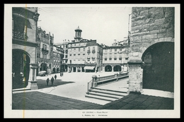 GALIZA - ORENSE - Plaza  Mayor ( Ed. L. Roisin Nº 13)carte Postale - Orense