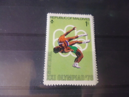 MALDIVES YVERT N°610** - Maldives (1965-...)
