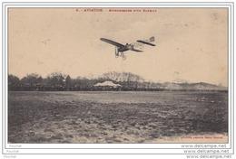 Aviation - Atterrissage D´un Blériot - (Pau - éditeur Labouche  à Toulouse) - ....-1914: Précurseurs