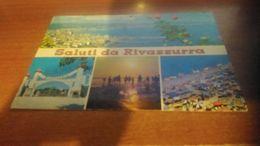 Cartolina:Rivazzurra Viaggiata (a31) - Non Classificati