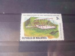 MALDIVES YVERT N°686** - Maldives (1965-...)