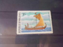 MALDIVES YVERT N°693** - Maldives (1965-...)