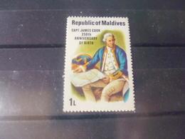MALDIVES YVERT N°713** - Maldives (1965-...)