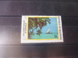 MALDIVES YVERT N°733** - Maldives (1965-...)