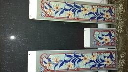Plaque Emaillee Godin - Plaques émaillées (après 1960)