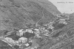 Jamestown, St Helena.--scan-- - Reino Unido