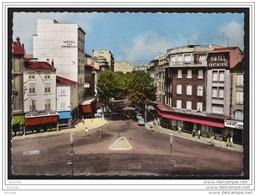 26) VALENCE (Drome)  Avenue De La Gare - (+ Flamme Pub Et Oblitération De 1962) - Valence