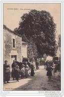 17) GRAND JEAN (Charente Inférieure)  Rue Principale - (belle Animation) - Francia