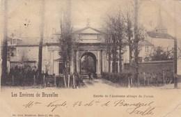 Brussel, Bruxelles, Entrée De L'ancienne Abbaye De Forest (pk51486) - Forest - Vorst