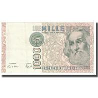 Billet, Italie, 1000 Lire, 1982, 1982-01-06, KM:109b, SUP - [ 2] 1946-… : République
