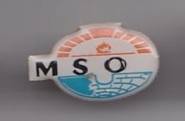 Pin's  MSO Réf 2514 - Unclassified
