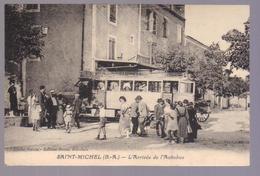 Cpa Du 04- SAINT MICHEL L OBSERVATOIRE - Francia
