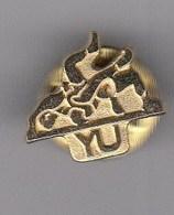 Pin Badge Yugoslavia Wrestling Association Federation SR Yugoslavia(1992-2004) - Wrestling