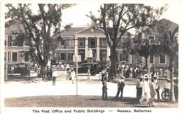 Bahamas / 05 - Nassau - The Post Office And Public Buildings - Bahamas