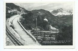 FERROVIA ALPINA DEL RENON - PRESSO BOLZANO - Bolzano (Bozen)