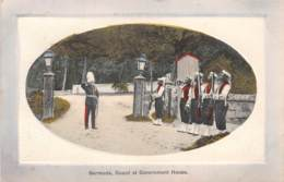 Bermuda / 10 - Guard At Government House - Bermudes