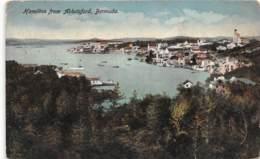Bermuda / 05 - Hamilton From Abbostford - Bermudes