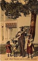 Bermuda / Belle Oblitération - 18 - Blind Musician And His Children - Bermudes
