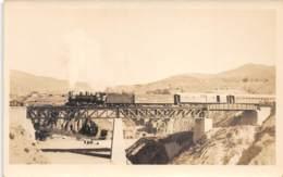 Bolivie / 04 - Photo Card - Tren - Bolivie