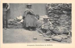 Bolivie - Ethnic H / 22 - Compania Huanchaca De Bolivia - Bolivie