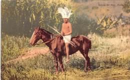 Bolivie - Ethnic H / 23 - Salvaje Del Beni - Bolivie