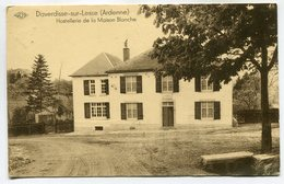 CPA - Carte Postale - Belgique - Daverdisse Sur Lesse - Hostellerie De La Maison Blanche (SV6468) - Daverdisse
