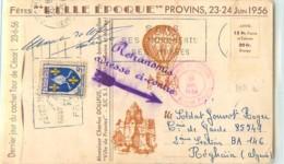 20430 - PROVINS - FETES BELLE EPOQUE 23-24 JUIN 1956 - Provins