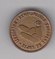 Pin Badge European Wrestling Championship Bucharest  Bucuresti Romania (1969?) - Wrestling