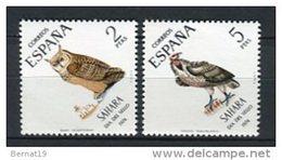 Sahara 1974. Edifil 317-18 ** MNH - Spanische Sahara