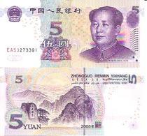 China  P-903  5 Yuan  2005  UNC - Chine