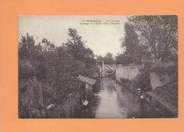 CPA -   Chambly  - Les Lavoirs - Passage De L'Esche Dans Chambly - Autres Communes