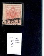 Austria1850:  Michel 3 X I Used - 1850-1918 Imperium