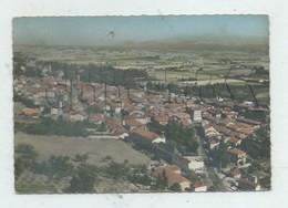 La Cote-Saint-André (38) : Vue Aérienne Générale Du Quartier De L'église En 1960 GF. - La Côte-Saint-André