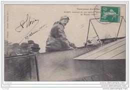 31) Toulouse - Aviation : MORIN Descend De Son Appareil Après L ´ Atterissage - 27 Février 1911 - Toulouse