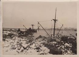 FEODOSIA LUFTWAFFE GRIFT AN   FOTO DE PRESSE WW2 WWII WORLD WAR 2 WELTKRIEG Aleman Deutchland - Guerra, Militares