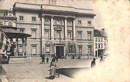 Alost - Hôtel De Ville (animation, Kisoque, Albert Sugg) - Aalst