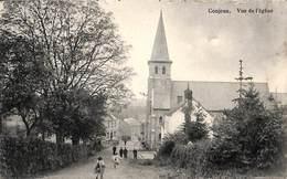 Conjoux - Vue De L'Eglise (animée, Feldpost 1915) - Ciney