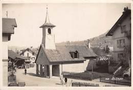 CPA  Suisse, BLONAY, La Chapelle, Carte Photo. - VD Vaud