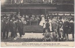 Juvisy Meeting Du 18 Aout 1907 - Juvisy-sur-Orge