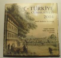 2004 - Turquie - Turkey - Essai EURO - Europroben / Pattern - UNC - EURO