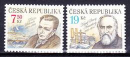 ** Tchéque République 2007 Mi 499-500, (MNH) - Czech Republic