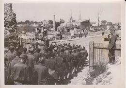 GEFANGENER SOWJETS  FOTO DE PRESSE WW2 WWII WORLD WAR 2 WELTKRIEG Aleman Deutchland - Guerra, Militares