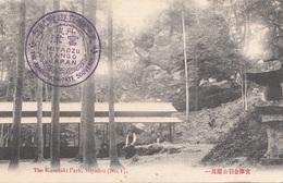 MIYADZU (Japan) - The Kanebiki Park, Karte Gelaufen Um 1911, Sehr Gute Erhaltung - Japan